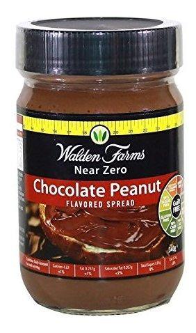 Walden Farms Chocolate Para Untar De Cacahuete Sin Calorías