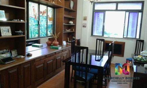 Apartamento Residencial À Venda, Quilombo, Cuiabá - Ap0075. - Ap0075