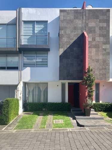 Casa En Condominio En Renta Corregidora, Miguel Hidalgo Tlalpan