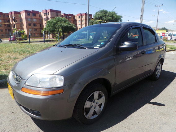 Chevrolet Aveo Mt 1400 Sa