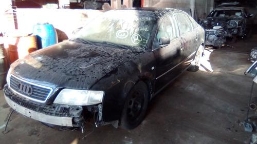 Sucata Audi A-6 2000  Para Vendas  De Peças