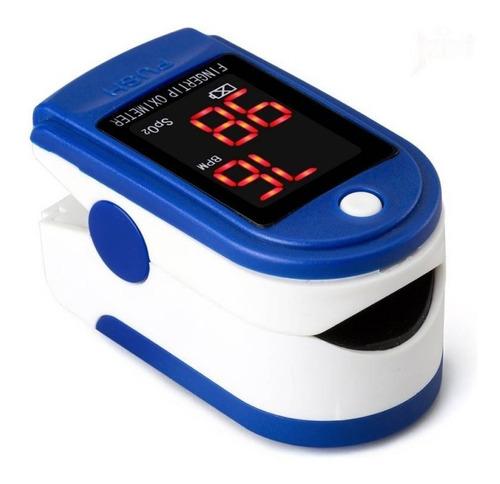 Imagen 1 de 2 de Oximetro De Pulso Digital Monitor Saturación De Oxigeno Dedo