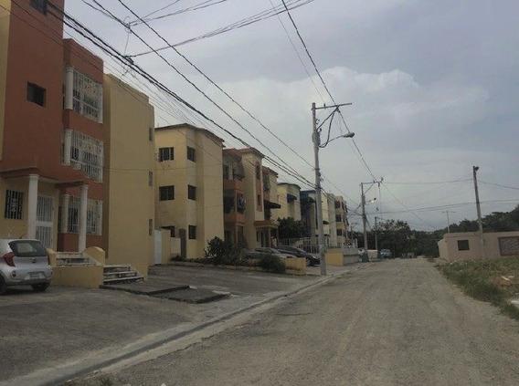 Vendo Solar Zona Residencial En Bayona Sto Dgo Oeste