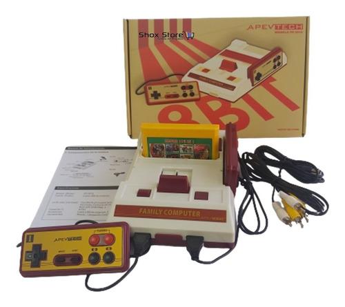 Imagen 1 de 7 de Consola Family Game Original + 120 Juegos Retro N°1 Palermo