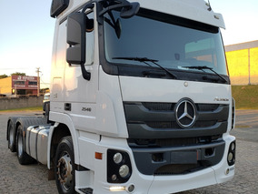 Mercedes-benz Mb 2546 6x2 Actros 2016 / Financiamos