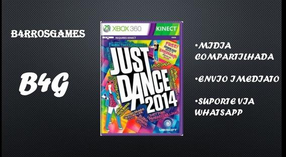 Just Dance 2014 - Xbox 360 (mídia Digital)