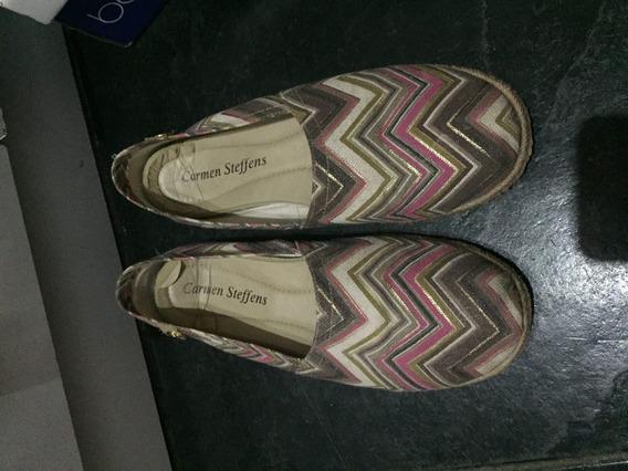 Sapato Carmen Steffens