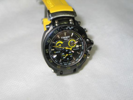 Relógio Tissot Supercross T Racer Original Não Funciona!