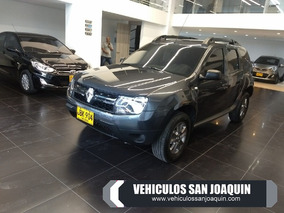 Renault Duster Expression Mt 1600cc 4x2 2017