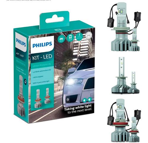 Imagem 1 de 5 de Led E Canceler Philips H7 + H1 + H11 - Polo Virtus Highline
