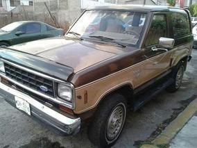 Ford Bronco Bronco Ii V6 4x4