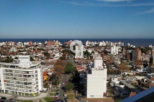 Imagen 1 de 14 de Venta Apartamento 3 Dormitorios, 2 Baños Y Terrazas Malvin