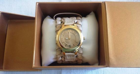 Relógio Euro Original C/53% Off + Frete Grátis