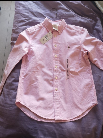 Camisa Raphl Lauren Original 8