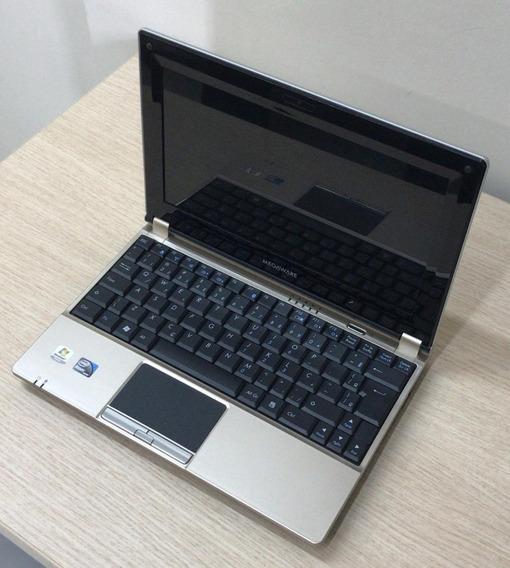 Notebook Megaware Dual Core 10,1 *só Funciona No Carregador*