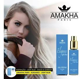 Amakha Paris Perfumes - Elegance Light Blue - 15ml