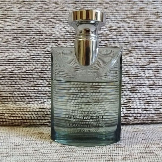 Perfume Importado Bvlgari Bulgari Homme Soir 70/100ml