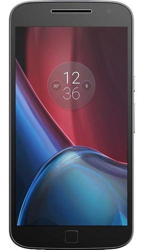 Celular Motorola Moto G4 Plus Preto Usado Excelente