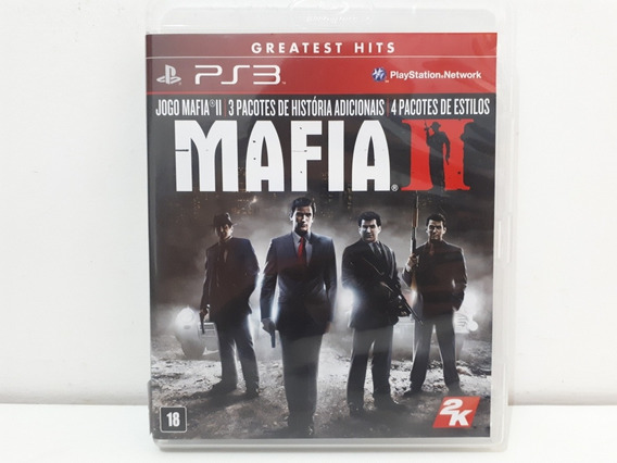 Mafia 2 Ps3 Playstation 3