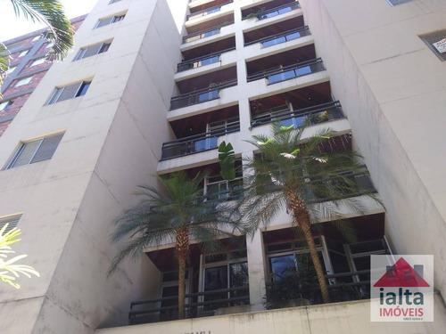 Imagem 1 de 17 de Apartamento Com 2 Dormitórios À Venda, 80 M² Por R$ 350.000,00 - Centro - São José Dos Campos/sp - Ap0013