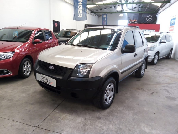 Ford Ecosport 1.6 Gnc Impecable