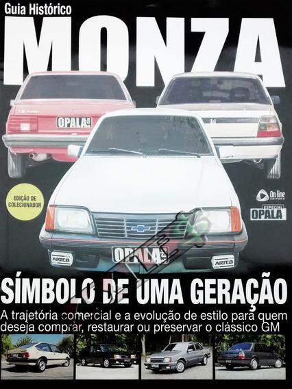 Revista Especial Guia Histórico Monza - Opala & Cia - Nova