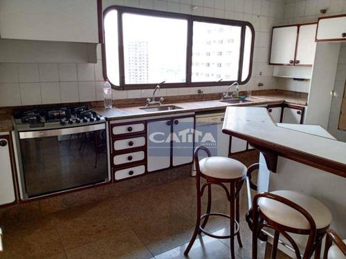 Imagem 1 de 28 de Apartamento Com 4 Dormitórios Para Alugar, 330 M² Por R$ 1.900,00/mês - Vila Regente Feijó - São Paulo/sp - Ap21543