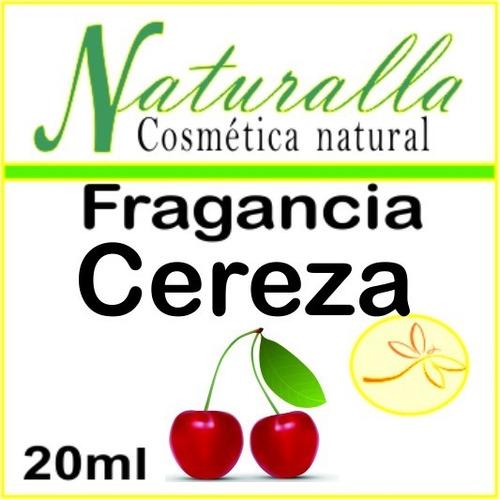Fragancia Pura De Cereza X 20ml