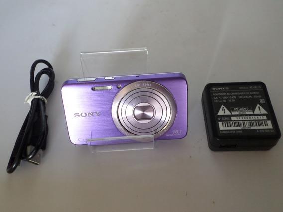 Câmera Sony Cybershot Dsc W630