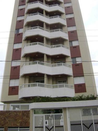 Apartamento, 2 Dorms Com 69.44 M² - Aviação - Praia Grande - Ref.: Ra52 - Ra52
