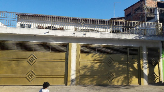 Casa Residencial À Venda, Parque Rodrigo Barreto, Arujá. - Ca0578