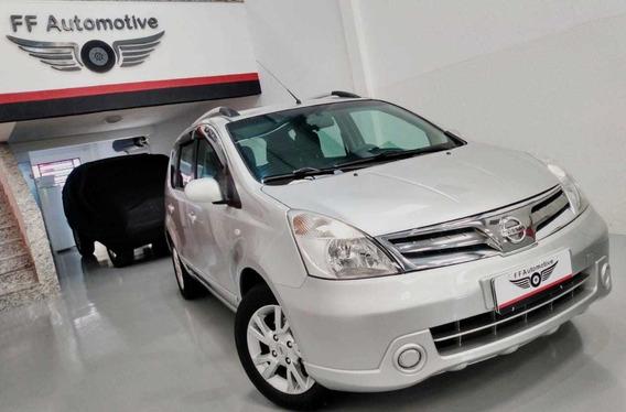 Nissan Livina, Muito Nova, Impecável