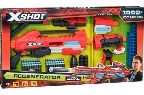 X-shot Exel Regenerator Lanza Dardos 24 Mts Art 36173