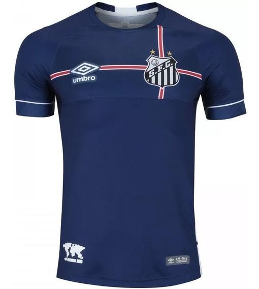 Outlet 514 Camisa Santos The Kingdom Nations Umbro 2018 2019