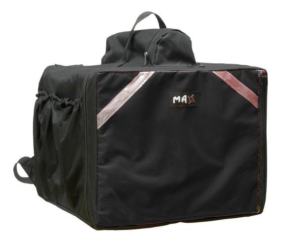 Mochila Bag Bolsa Motoboy Caixa Isopor Entrega Para Lanches