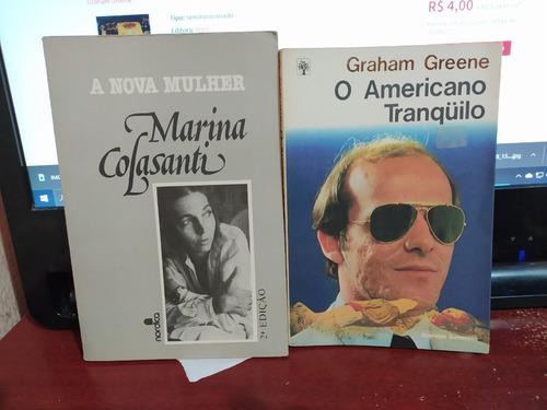 Livro A Nova Mulher + Brinde / Marina Colasanti
