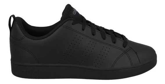 Tenis adidas Negro Advantage Clean