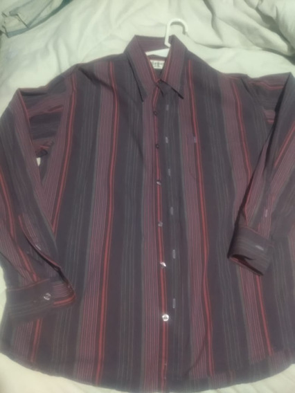 Camisa Hombre Yves Saint Laurent Talle Medium