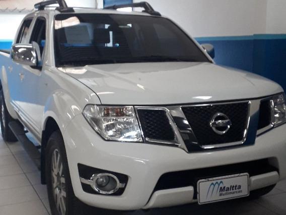 Nissan Frontier 2.5 Sl 4x4 Cd Turbo Eletronic Diesel 4p