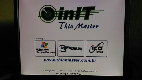 Lote 8 Terminal Thin Master Tr2220 Em Promoção Aproveitem