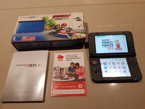 Nintendo 3ds Xl Desbloqueado Zerado + 30 Jogos