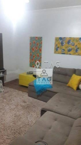 Casa 3 Dormitórios À Venda No Jardim Planalto Em Paulínia/sp. - Ca0028