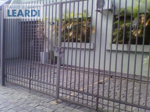 Casa Térrea Brooklin - São Paulo - Ref: 372002
