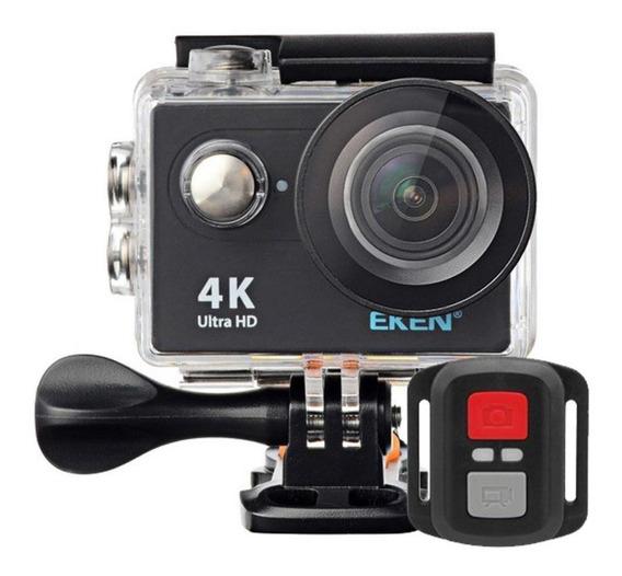 Camera Eken H9r 4k Original Full Hd Wifi Youtube + Controle