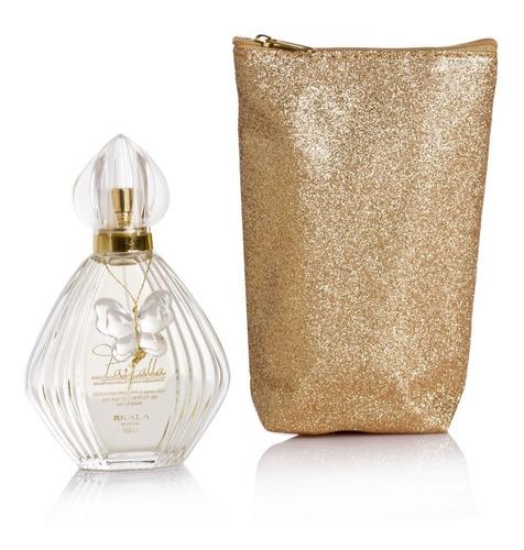 Imagen 1 de 3 de Perfume Mujer Farfalla Kala Aromas En Caja