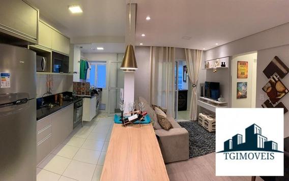 Apartamento Pronto Para Morar Sao Caetano Ao Lado Da Estação - 1225