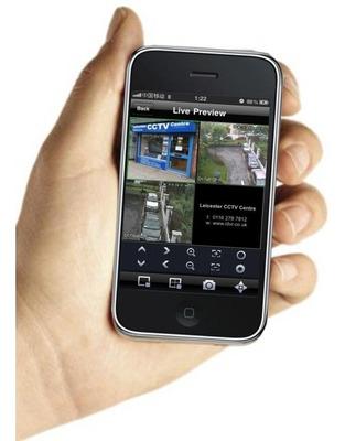Kit Instalado 4 Cámaras De Seguridad Vigilancia Hd 720 1mp