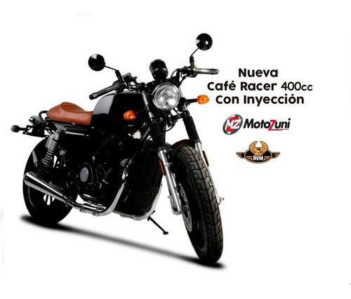 Jawa Rvm Cafe Racer Inyección 400cc Motozuni Lanús