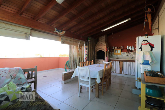 Cobertura À Venda Higienópolis, 2vgs, 100m², - S.j Do Rio Preto - V6816