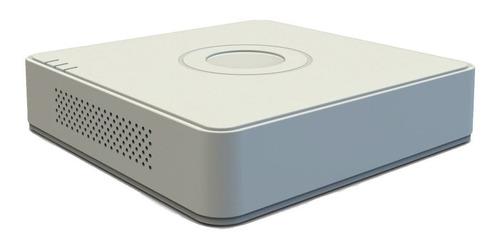 Imagen 1 de 2 de Hikvision Mini Dvr 8 Canales 720p Turbo Hd Ds7108hghif1